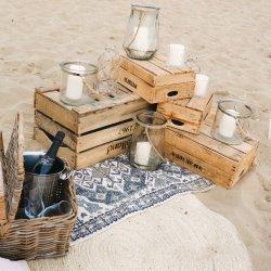 Beach Proposal setting